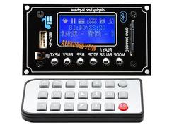 Bluetooth Audio Receiver MP3 WMA WAV FLAC Player decoder boa