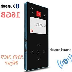 bluetooth mp3 music player touch