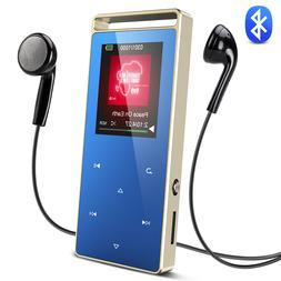 bluetooth mp3 player 8gb lossless with fm