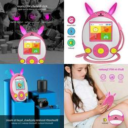 Wiwoo Bluetooth Mp3 Player For Kids, 8Gb Lossless Portable M