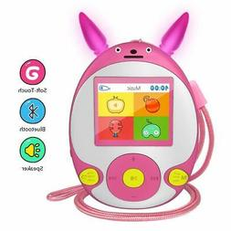 Wiwoo Bluetooth MP3 Player for Kids 8GB Lossless Portable Mu