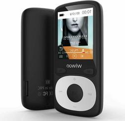 Bluetooth MP3 Player with FM Radio, 16GB Portable HiFi Lossl