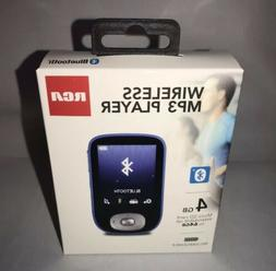 BRAND NEW - RCA MBT0004 4GB WIRELESS MP3