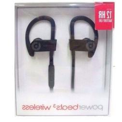 Beats By Dr. Dre Powerbeats 3 Black Wireless In Ear Earbuds