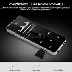C20 8GB Bluetooth MP3 Player HiFi Metal Music Player Loseles