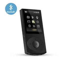 AGPTEK C3 8GB Bluetooth 4.0 MP3 Player Metal Casing Expandab