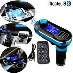 "1.5"" LCD Screen Display Car MP3 player USB Remote FM Transmi"