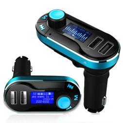 car mp3 player aux audio fm wireless