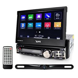 Pyle Car Stereo Receiver System & Backup Camera Kit Touch-Sc