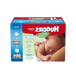 Huggies Natural Care Baby Wipes, Refill