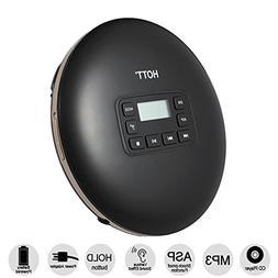 HONGYU CD Player ,HOTT Portable Compact CD Player Support CD