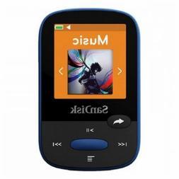 Clip Sport 8GB MP3 Player Blue