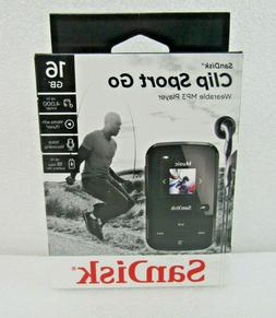 clip sport go 16gb mp3 player black
