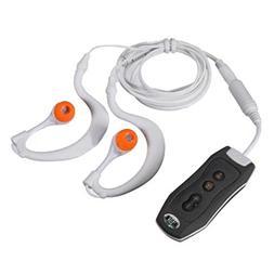DATEWORK Sports 4GB Clip Waterproof IPX8 Mp3 Player FM + Ear