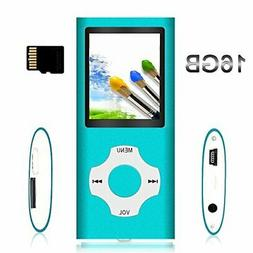 Tomameri - Compact MP3/ MP4 Player with Rhombic Button