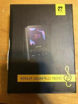 Corresponding to Wiwoo 16GB Bluetooth mp3 player clip motion