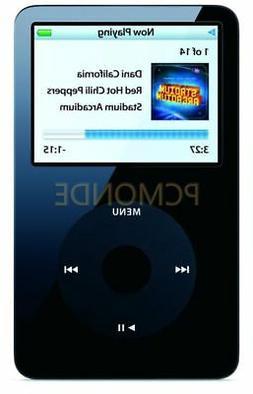 New 500gb Custom iPod Classic 7th Gen Gold/Gold 3000Mah Batt
