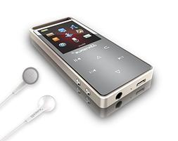 Dansrue Bluetooth MP3 Music Player with FM Radio/ Voice Reco
