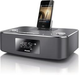 Philips DC291/37 30-Pin iPod/iPhone/iPad Alarm Clock Speaker