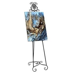 SOURCEONE.ORG Source One Deluxe Large Metal Display Easel 70