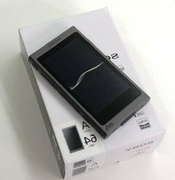 SONY Digital Audio Hi-Res Player Walkman A Series Black 64GB