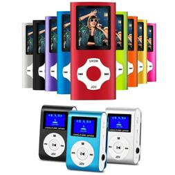 digital compact portable mp3 mp4 player 64gb