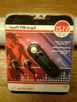 Nextar Digital MP3 Player New in Original Package MA933A-5BL