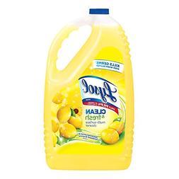 Lysol Clean & Fresh Multi-Surface Cleaner, Lemon & Sunflower