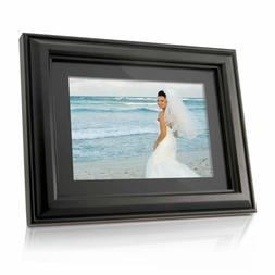 Coby DP-768 7-Inch Widescreen Digital Photo Frame with MP3 P