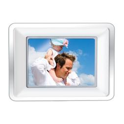 Coby DP772 7-Inch Widescreen Digital Photo Frame with MP3 Pl