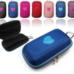 Durable LOVE HEART Tough Fabric MP3 Player Clamshell Phillip