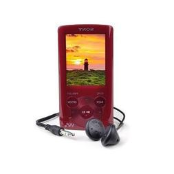 Sony 8gb E Series Mp3 Player RED