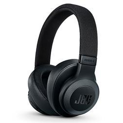 JBL E65BTNC Wireless Over-Ear Noise-Cancelling Headphones wi