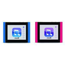 "Eclipse 1.8"" Touch Pro FM Radio 8GB MP3 USB 2.0 Digital Musi"