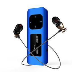 Electronics Sport MP3 Player with FM Radio, 16gb Metal Clip