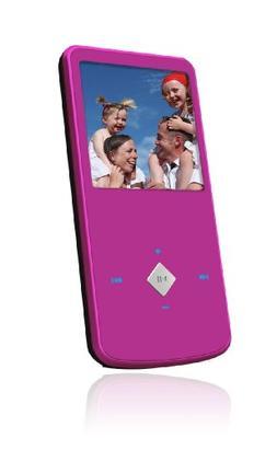Ematic EM164VIDP 1.5-Inch 4 GB MP3 Video Player