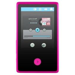 "EMATIC EM318VIDPN 2.4"" MP3 Video Player Pink"
