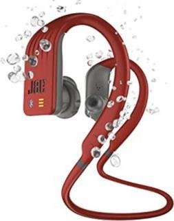JBL Endurance DIVE Red Waterproof Wireless In-Ear Headphones