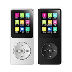 8GB MP3 MP4 PLAYER MUSIC VIDEO FM TUNER Genuine Ruizu X02 Su
