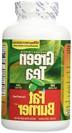 Green Tea Fat Burner? 150 Liquid Soft-Gels