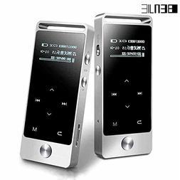 Fibest Original Touch Screen HIFI MP3 Player 8GB BENJIE S5 M