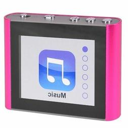 "Eclipse Fit Clip Plus 8GB Video and MP3 Player with 1.8"" LCD"