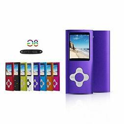 G.G.Martinsen 8 GB Portable MP3/MP4 Player with Multi-lingua