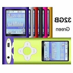 G.G.Martinsen Green Versatile MP3/MP4 Player, Support Photo