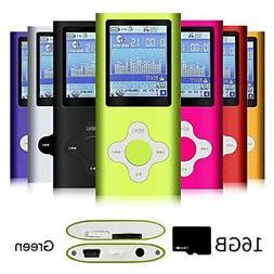 G.G.Martinsen Green+White Versatile MP3/MP4 Player with a Mi