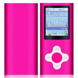 G G Martinsen MP4 Player 16GB Pink
