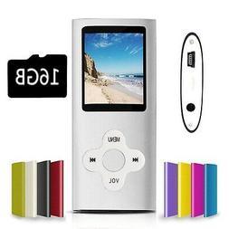 G.G.Martinsen Silver Versatile MP3/MP4 Player with a Micro S