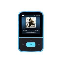 AGPTEK G05 8GB Portable Clip Mp3 Player with FM Radio/24 Hou