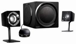 Creative GigaWorks T3 2.1 Speaker System - 80 W RMS