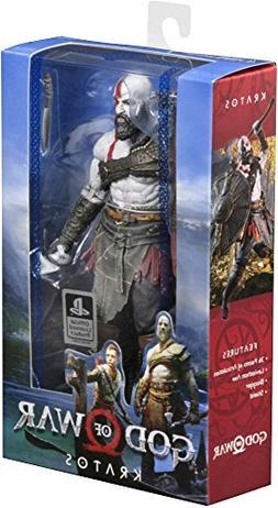 "NECA God of War  7"" Scale Action Figure"